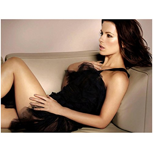 kate beckinsale black dress - 6