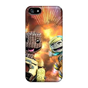 phone covers Dan Larkins Protective Case For iPhone 5c(littlebigplanet Karting)
