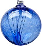 Kitras Witch Ball, Cobalt