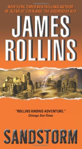 Read Online Sandstorm [Mass Market Paperback] [2011] (Author) James Rollins PDF