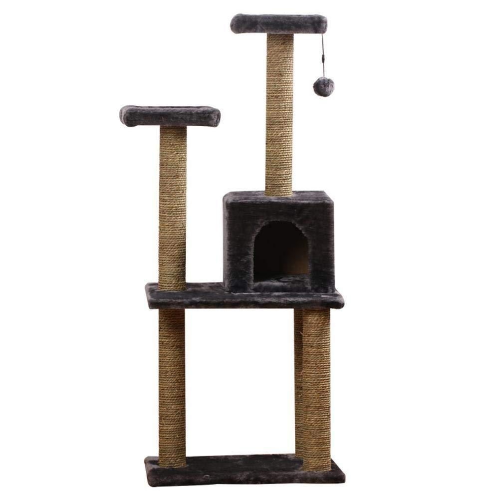 Cat Furniture Play Towers and Trees Creative Play Towers Trees for Cats Cat Supplies Cats Climb a pet Grab Board Tease Cat Toys 50  40  122cm