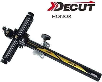 Decut Archery Recurve Bow Sight DC-RE 8-32 Right Left