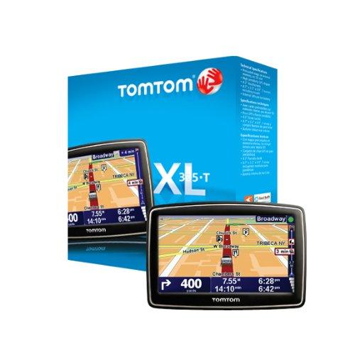 Amazoncom TomTom XL 335T 43Inch Portable GPS Navigator