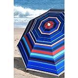Nautica Beach Umbrella UPF 50+
