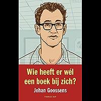 Wie heeft er wél een boek bij zich?