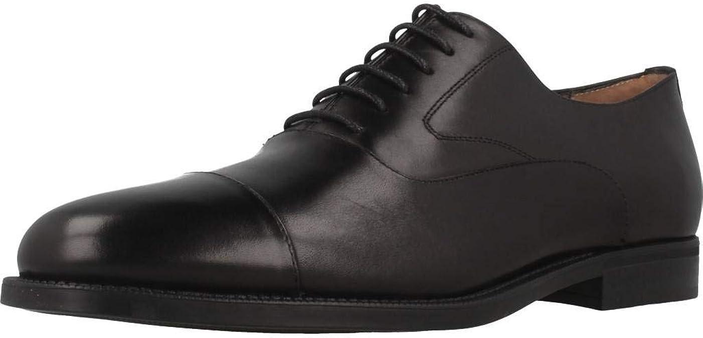 TALLA 43 EU. Stonefly Berry II 2 Calf, Zapatos de Cordones Brogue para Hombre