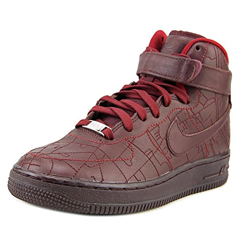 Nike Air Force 1 HI FW QS Womens Basketball Shoes 704010-600 Deep Burgundy 7 M US (Duke Air Force One)