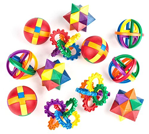 Neliblu Fun Puzzle Balls - Goody Bag Fillers