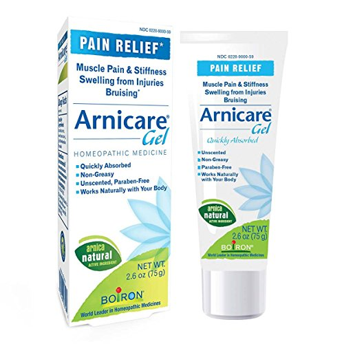 Boiron Arnicare Arnica Gel, Homeopathic, 2.6 Ounce (Pack of 3)