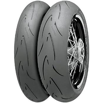 continental attack sm supermoto radial rear tire 140 70hr17 automotive. Black Bedroom Furniture Sets. Home Design Ideas