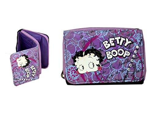Betty Boop portafoglio portamonete