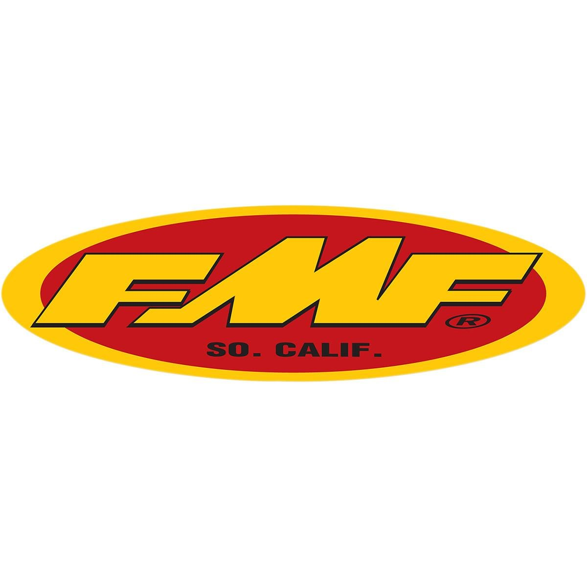 FMF Racing Trailer Stickers - Large 010594