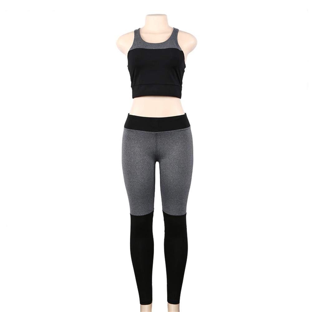 design senza tempo 4677c c08a0 Amazon.com : Yoga Suit, Vestito Fitness E Palestra Sportivo ...