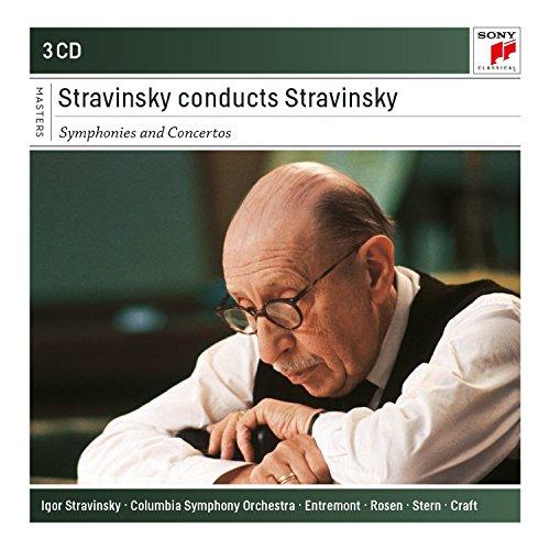 Stravinsky Conducts Stravinsky - Sym Phonies And Concertos (Robert Craft Stravinsky)