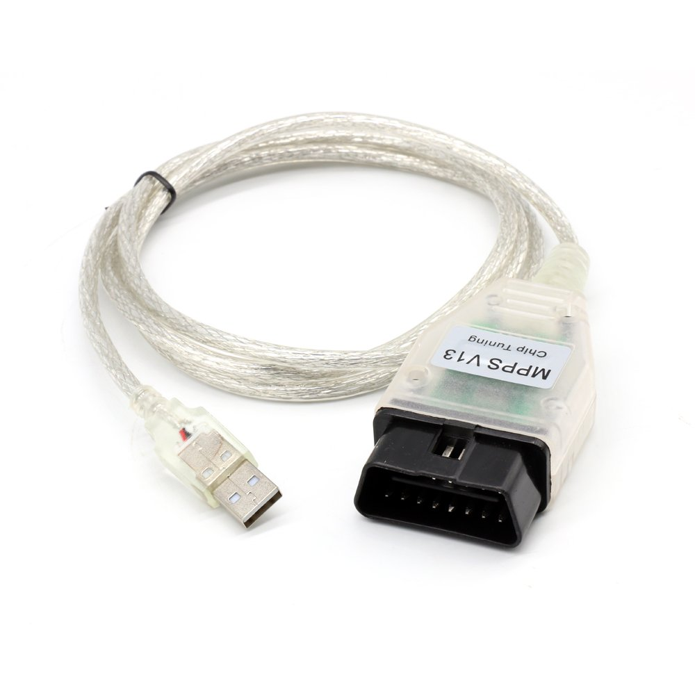 Diagnostic de voiture OBD II Scanner Interface VAG Câble USB, OBD2Scan Outils pour VW Audi BMW Citroen