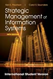 img - for Strategic Management of Information Systems by Keri E. Pearlson (2012-11-06) book / textbook / text book