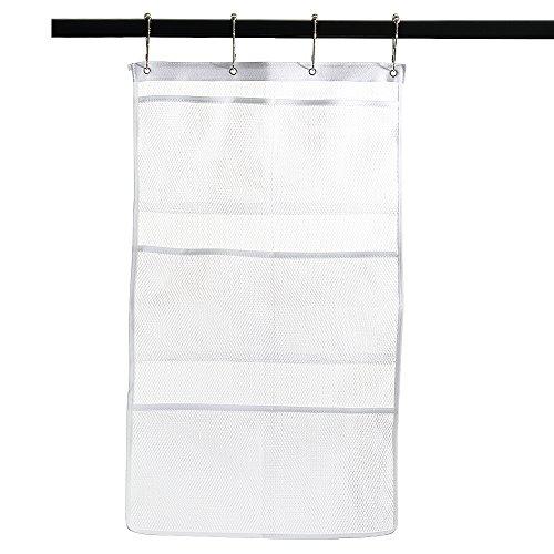 Adeeing Fast Dry Hanging Mesh Bath Shower Caddies Shower Org