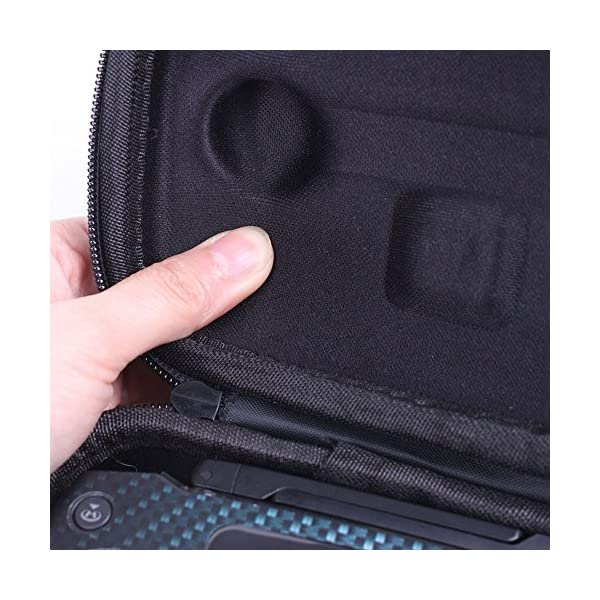 Flycoo Hardshell Carrying Case for DJI Mavic Pro Drone and Remote Control Portable Small Storage Bag Box 5 spesavip
