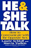 He and She Talk, Laurie Schloff and Marcia Yudkin, 0615460828