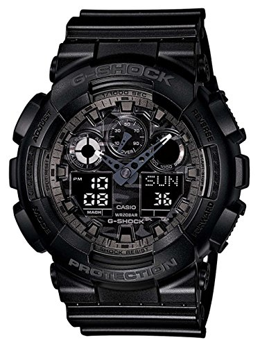 Casio Mens G Shock GA 100CF 1AER Analogue