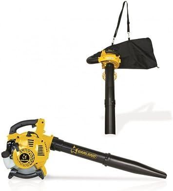 Garland 44G-0009 Soplador/Aspirador a gasolina: Amazon.es: Bricolaje y herramientas