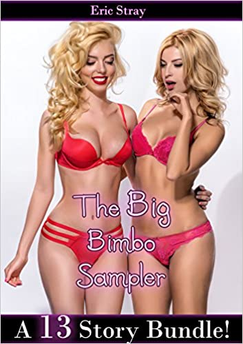 Download di ebook per nook colorThe Big Bimbo Sampler by