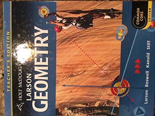 Geometry - Teacher's Edition (Common Core Edition)