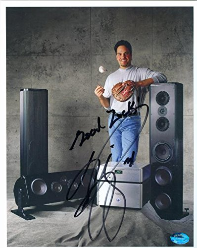 Mike Piazza Autograph (Autograph 119519 New York Mets La Dodgers Legend Image No. Sc2 Mike Piazza Autographed 8 x 10 in. Photo)