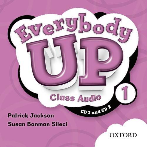 Download Everybody Up 1 Class Audio CDs: Language Level: Beginning to High Intermediate.  Interest Level: Grades K-6.  Approx. Reading Level: K-4 pdf epub