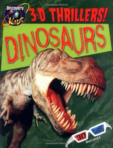 Dinosaurs: 3-d Book (3-D Books) ebook