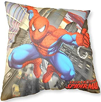 Amazon.com: Marvel Spiderman Cojín Almohada por BestTrend ...