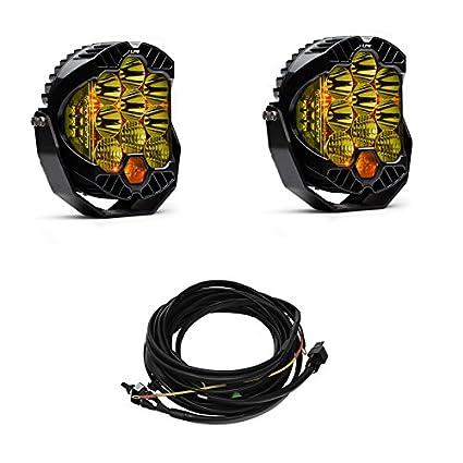 51aTAS8ymoL._SX425_ amazon com baja designs pair lp9 amber led driving combo lights