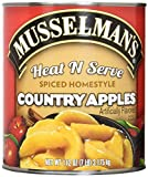 Musselman's Spiced Homestyle Country Apples, 112 Fluid Ounce