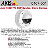 Cheap Axis P3367-VE Surveillance/Network Camera – Color, Monochrome – LE5072
