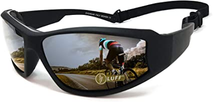 Night Vision Mens Sports Outdoor Cycling Windproof Dust-proof and Anti Insect Sunglasses.