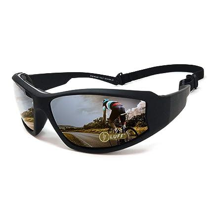 LUFF Gafas de Sol de los vidrios de Montar al Aire Libre ...