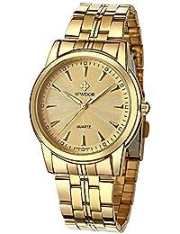 Store Unisex Classic Luxury Watch Analog Quartz Watch...