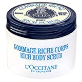 L'Occitane Gentle & Ultra-Rich Body Scrub with 10% Shea Butter, 7 oz.