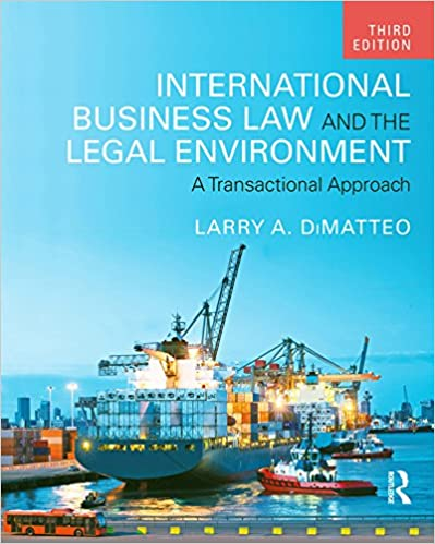 Instructor's edition legal environment 3rd edition: susan.