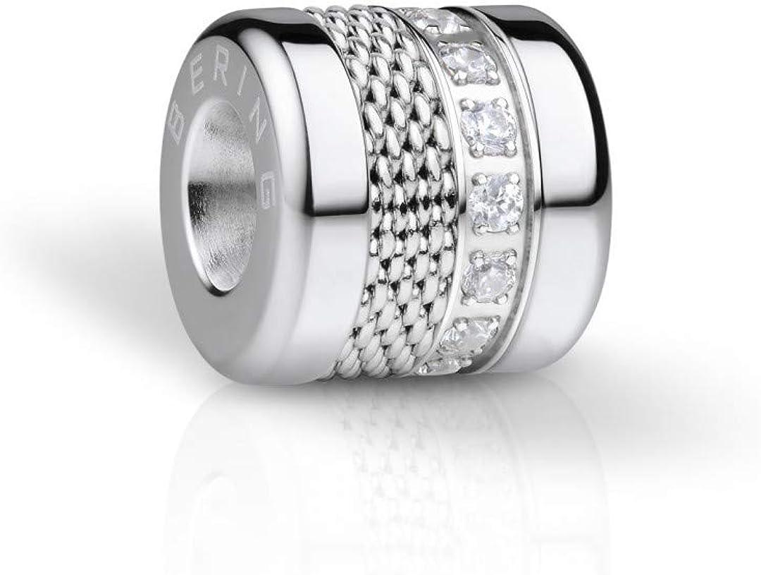 BERING Colgante para mujer en plata | Love-3