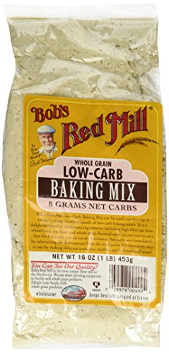 Low Carb Flour - Bob's Red Mill Low Carb Baking Mix - 16 oz