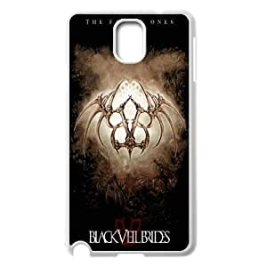 Custom High Quality WUCHAOGUI Phone case BVB - Black Veil Brides Music Band Protective Case For Samsung Galaxy NOTE3 Case Cover - Case-8