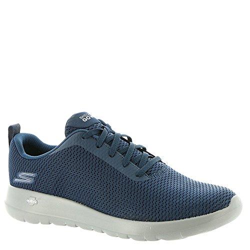 Skechers Performance Men's Go Walk Max-54601 Sneaker,Navy/Gray,10 Extra Wide US