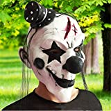 Party Masks - Fashion Horror Masquerade Adult Ghost Mask Scary Clown Full Face