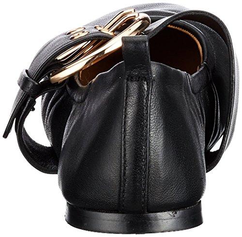 Brons Dames Bx 1472 Bsinnerx Gesloten Flat Black (zwarte 01)