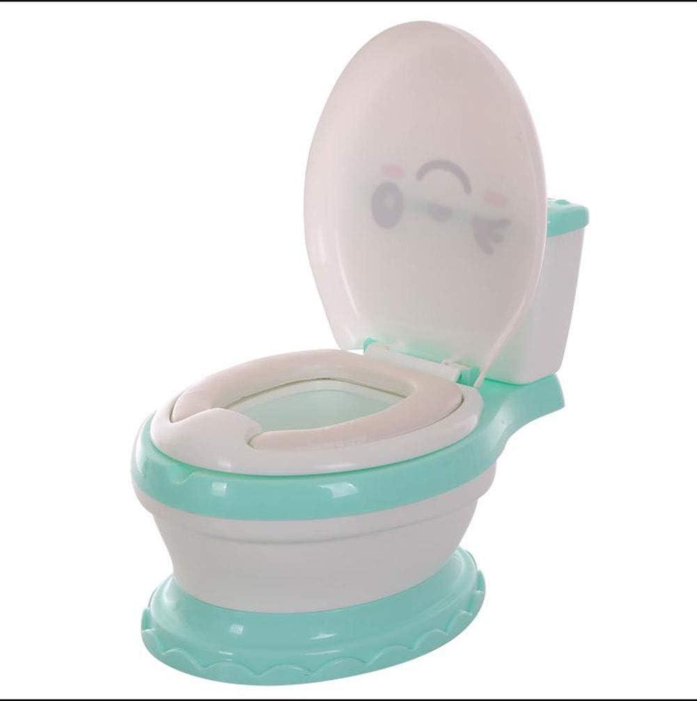 HAHABABY Aseo Escalera Asiento Escalera del Tocador para WC Orinal Formación Baño Reductor WC Niños,Blue: Amazon.es: Deportes y aire libre