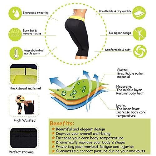 8a4c0dbbcf0a3 Sunniest Women Hot Shapers Super Stretch Super Control Panties Pant Stretch  Neoprene Slimming Body Shaper S