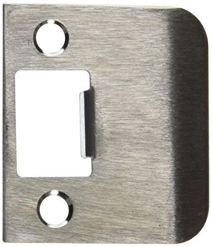 Don-Jo EL 115 18 Gauge Extended Lip Strike, Satin Stainless Steel Finish, 1-1/2'' Width x 2-1/4'' Height (Pack of 10) by Don-Jo