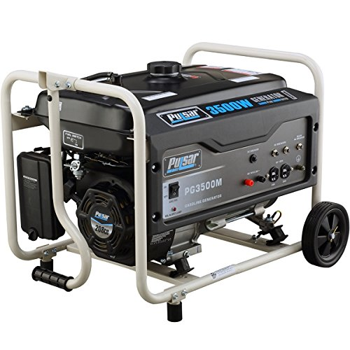 Detail King Generator 3500 Watt