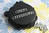 Motor Engine Stator Cover Honda CBR1000RR CBR 1000 RR 2004 2005 2006 2007 Black Left Side